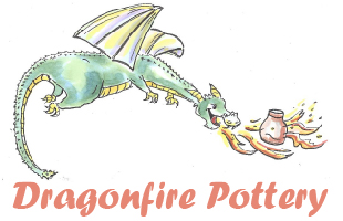 Dragonfire Pottery